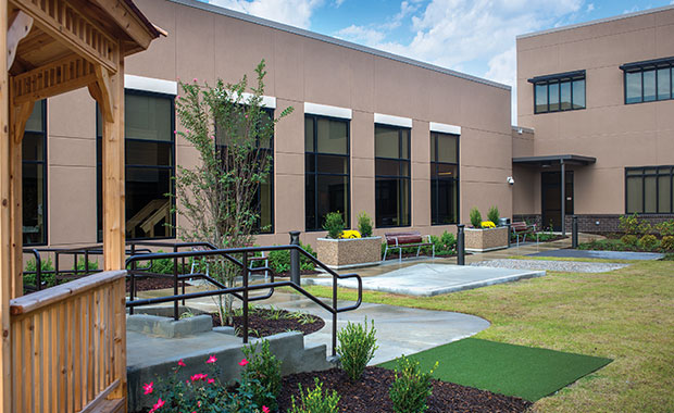 The Home Stretch: Designing Rehab Centers