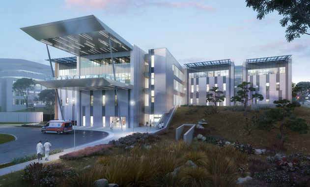 Class Act: University of California San Diego Health System Outpatient Pavilion