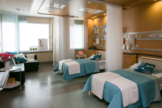 Suite Makeover For Moms At Mount Sinai Hospital