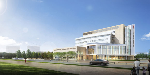 First Look: Artemed China FTZ Hospital