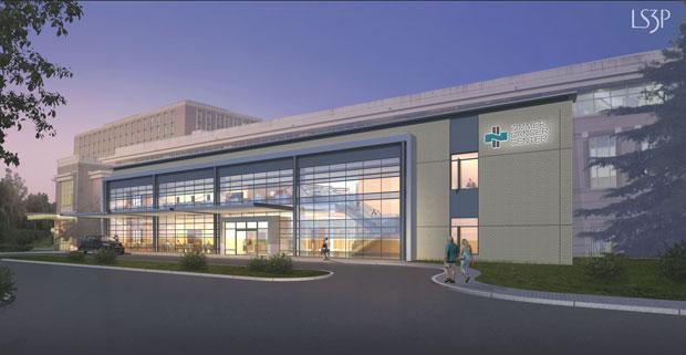 FIRST LOOK: New Hanover Regional Medical Center Zimmer Cancer Center