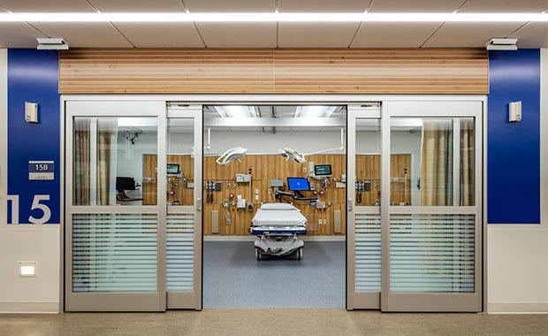 Legacy Good Samaritan Medical Center Emergency Department Remodel [Portland, Ore.]