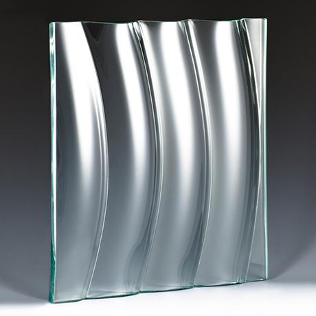Nathan Allan Glass Studios' Echo Glass.