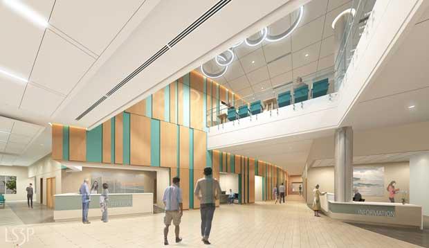 First Look Nhrmc Cancer Center Renovation Addition Hcd Magazine