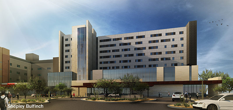 FIRST LOOK: Banner – University Medical Center Tucson