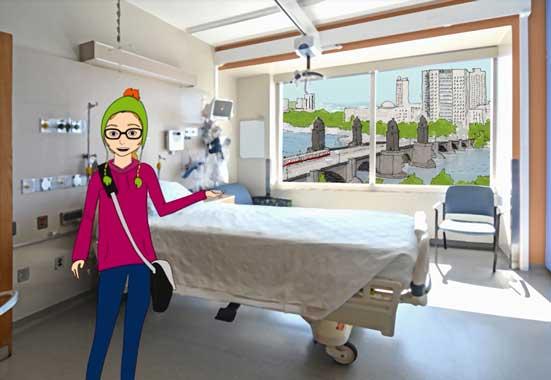 Screen Time At MassGeneral Hospital For Children