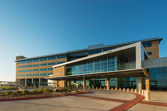Built To Serve: Carl R. Darnall Army Medical Center