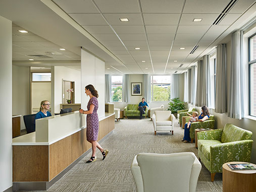 PHOTO TOUR: Valley Health Cancer Center