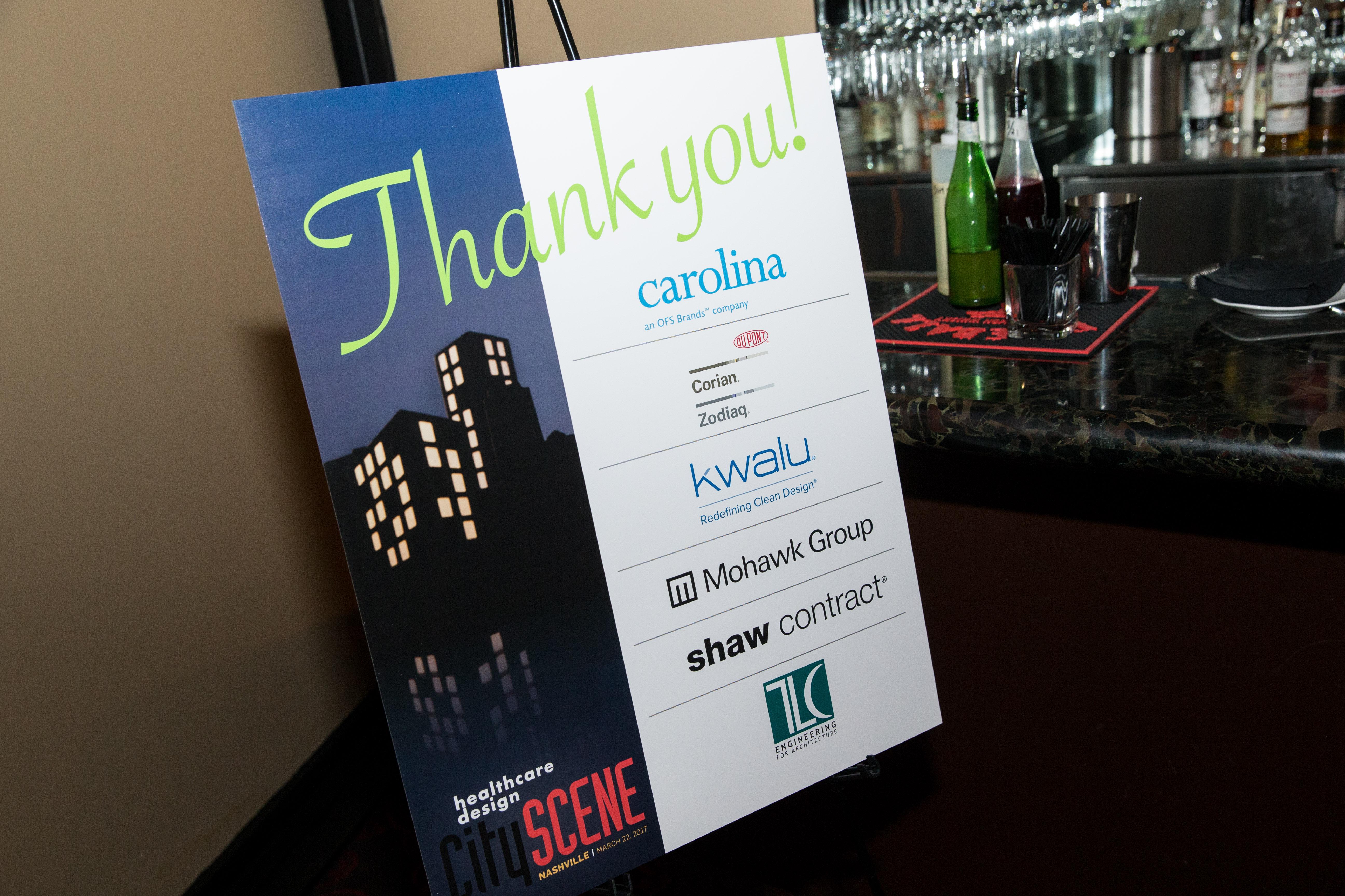 HCD Hosts First 2017 CitySCENE Event In Nashville