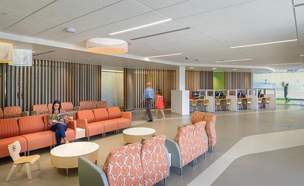 Customer Service: Seattle Children's South Clinic