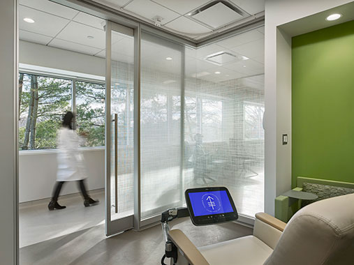 PHOTO TOUR: Memorial Sloan Kettering Monmouth