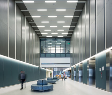 Voices of Veterans, Staff Shape New VA Hospital