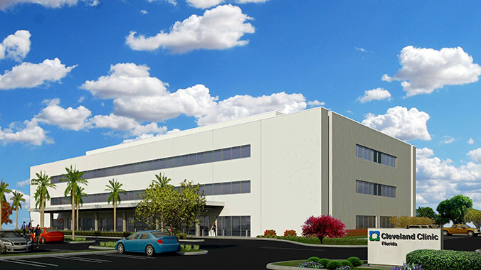 Cleveland Clinic Partners With Rendina On Family Health Center