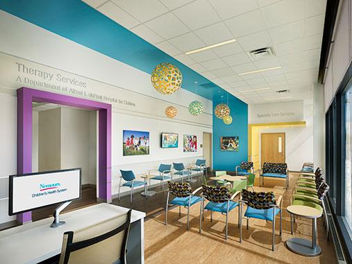 PHOTO TOUR: Nemours Children's Health System Outpatient Services Center