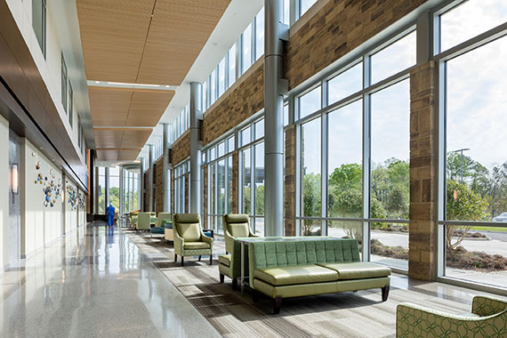PHOTO TOUR: Northside Hospital Cherokee