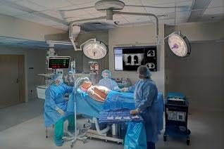 Johns Hopkins Hospital Simulation Center Complete