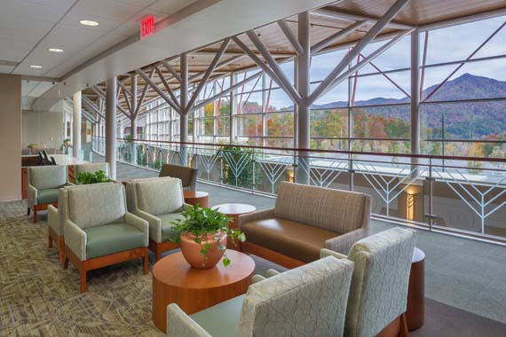 Natural Beauty: Cherokee Indian Hospital