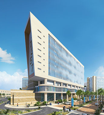 FIRST LOOK: Children's Cancer Hospital Egypt 57357