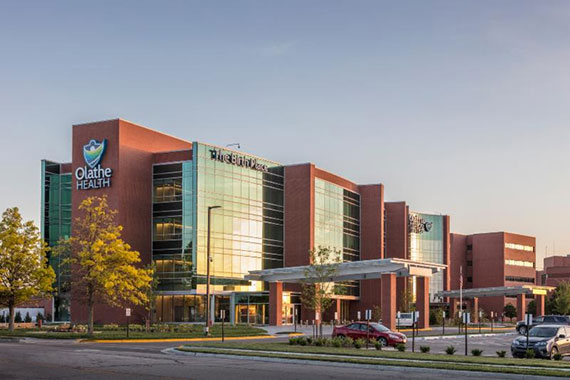 Olathe Medical Center Builds Four-Story Obstetrics Wing
