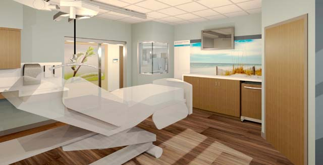 Tallahassee Memorial HealthCare, M.T. Mustian Center