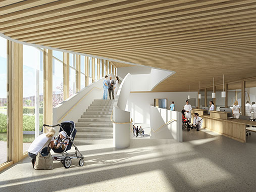 FIRST LOOK: New North Zealand Hospital