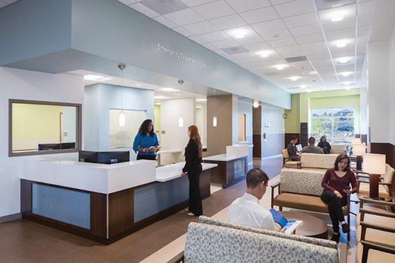 Starting Point: Henderson Hospital