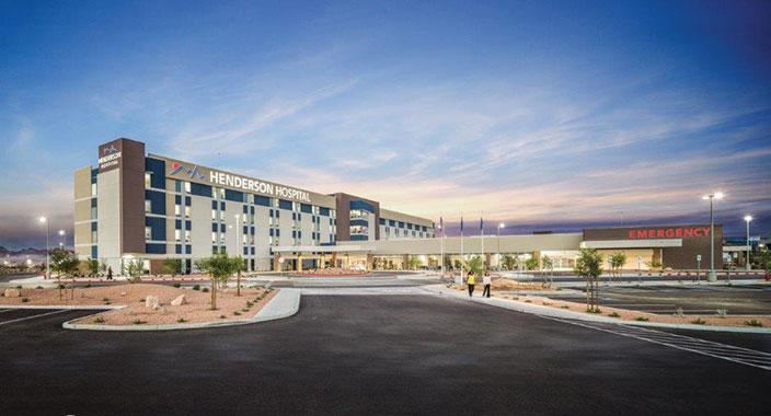 Starting Point Henderson Hospital