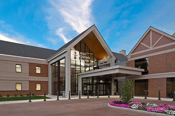 Akron Children's Hospital Mahoning Valley Expansion Complete