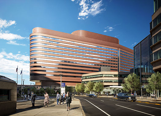 FIRST LOOK: The Pavilion At Penn Medicine