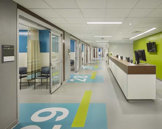 University of Pennsylvania Health System, Penn Presbyterian Medical Center Patient Pavilion