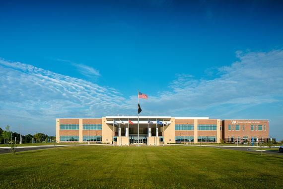 New VA Butler Health Care Center Now Open