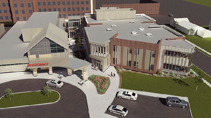 Mercy Medical Center – North Iowa's East Campus To Expand