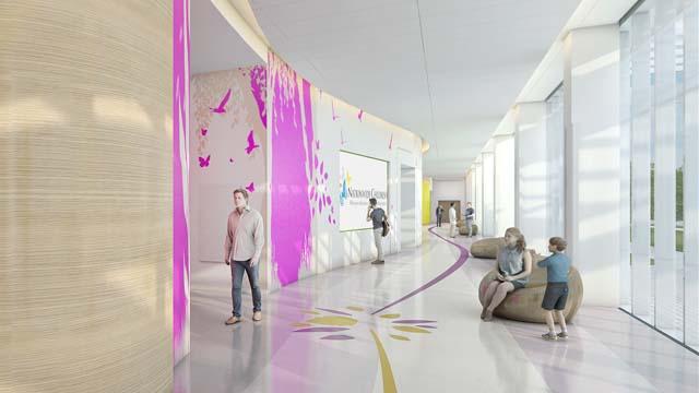 FIRST LOOK: Nationwide Children's Hospital's Big Lots Behavioral Health Pavilion