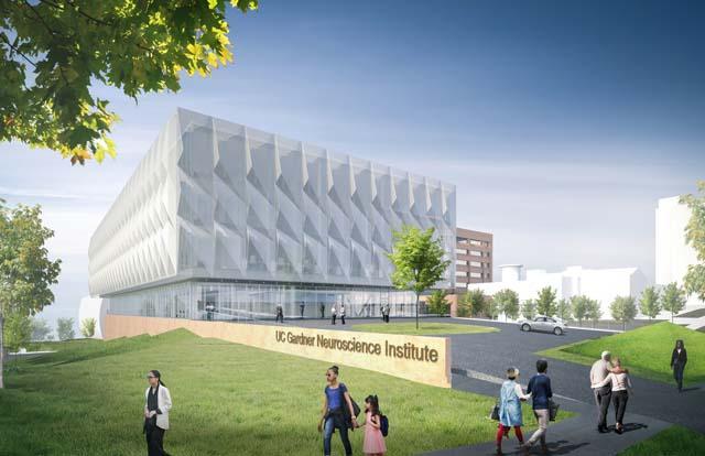 FIRST LOOK: University of Cincinnati Gardner Neuroscience Institute