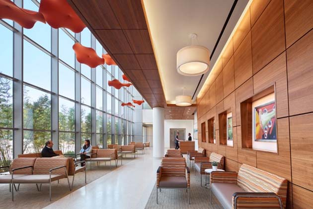 Remodel/Renovation Finalist 2017: UC Irvine Medical Center: Chao Comprehensive Digestive Disease Center (Public Spaces)