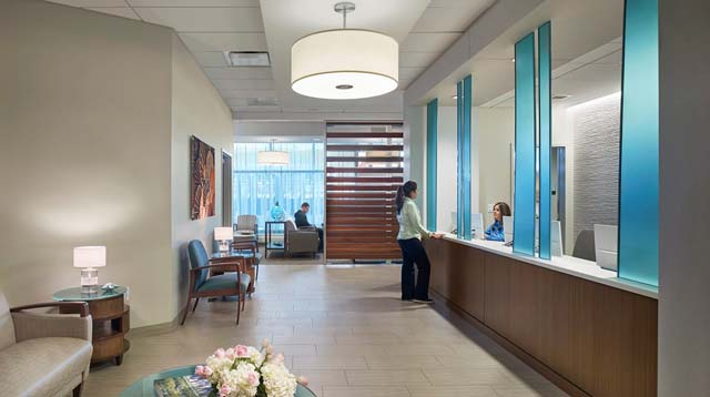 Remodel/Renovation Finalist 2017: Imbert Cancer Center (Cancer Care)