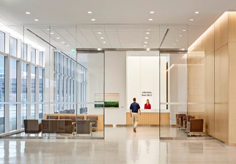 cleveland clinic s taussig cancer center wins iida healthcare