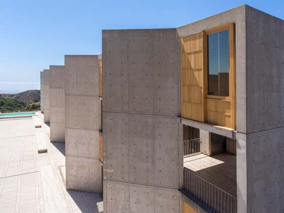 Preserving An Icon: Salk Institute For Biological Studies