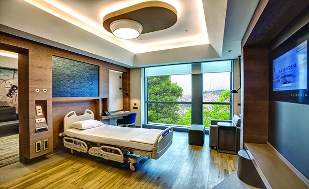 Fitting In: Acibadem Altunizade Hospital