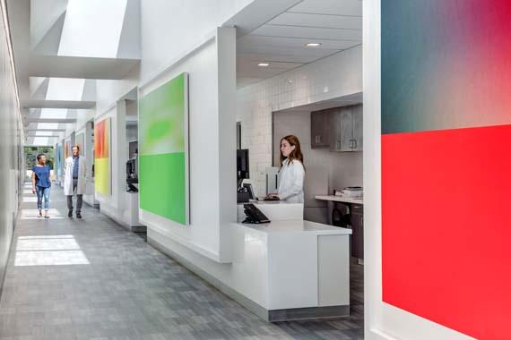 PHOTO TOUR UT Southwestern Medical Center Radiation Oncology HCD