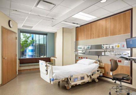 PHOTO TOUR Dell Seton Medical Center
