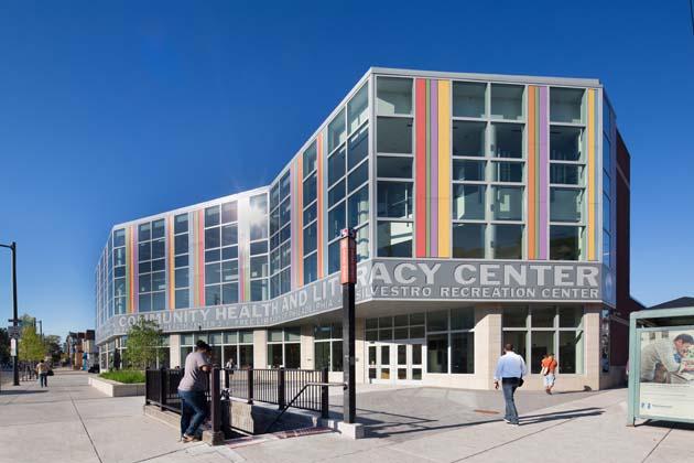 Building Synergy: South Philadelphia Community Health and Literacy Center