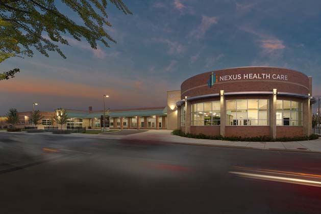 Main Attraction: Nexus Health Care