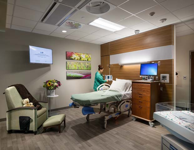 PHOTO TOUR: UCHealth Longs Peak Hospital