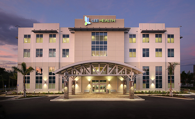 Construction Now Complete On Lee Health Multispecialty MOB