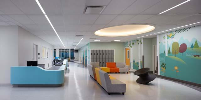 PHOTO TOUR: Surrey Memorial Hospital Child and Adolescent Psychiatric Stabilization Unit