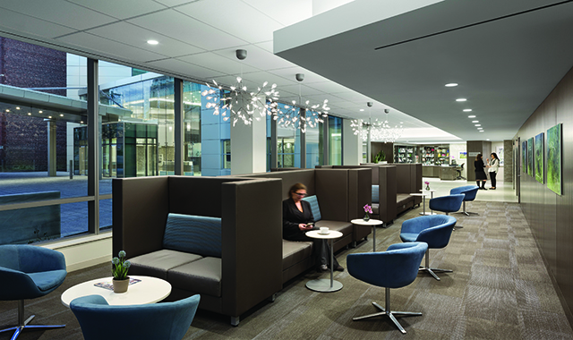 how to specify seating for healthcare hcd magazine