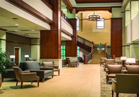 Convergence Point: Senior Acute Care Design For Hospitals