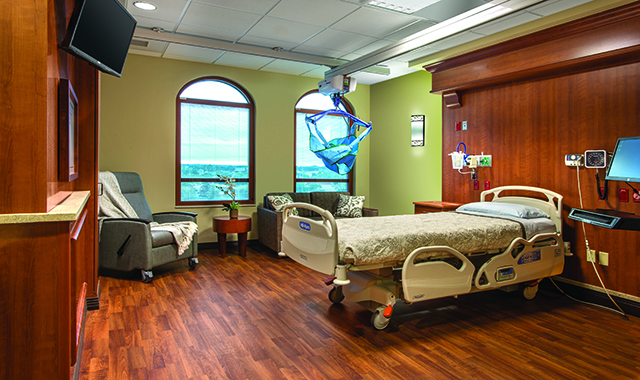 Convergence Point: Senior Living Design Inspires Acute Care