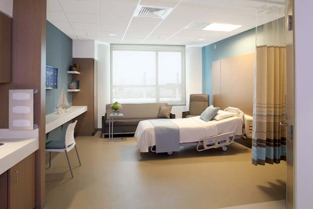 PHOTO TOUR: Carteret Health Care Specialty Pavilion and Bed Tower Expansion